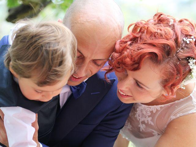 Il matrimonio di Matteo e Stefania a Ziano Piacentino, Piacenza 17