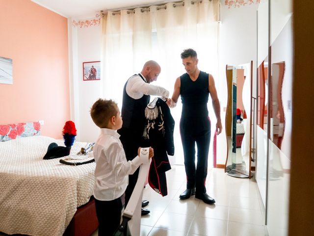 Il matrimonio di Fabrizio e Arianna a Fano, Pesaro - Urbino 6