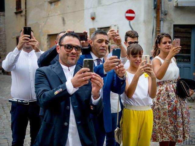 Il matrimonio di Fabrizio e Arianna a Fano, Pesaro - Urbino 33