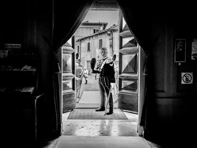 Il matrimonio di Fabrizio e Arianna a Fano, Pesaro - Urbino 35
