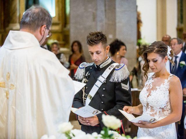 Il matrimonio di Fabrizio e Arianna a Fano, Pesaro - Urbino 40