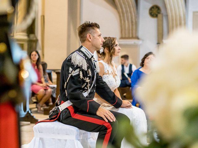 Il matrimonio di Fabrizio e Arianna a Fano, Pesaro - Urbino 41