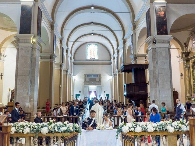 Il matrimonio di Fabrizio e Arianna a Fano, Pesaro - Urbino 43