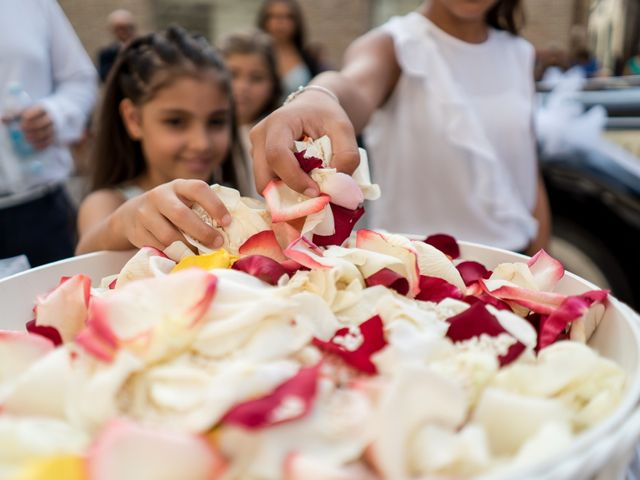 Il matrimonio di Fabrizio e Arianna a Fano, Pesaro - Urbino 44