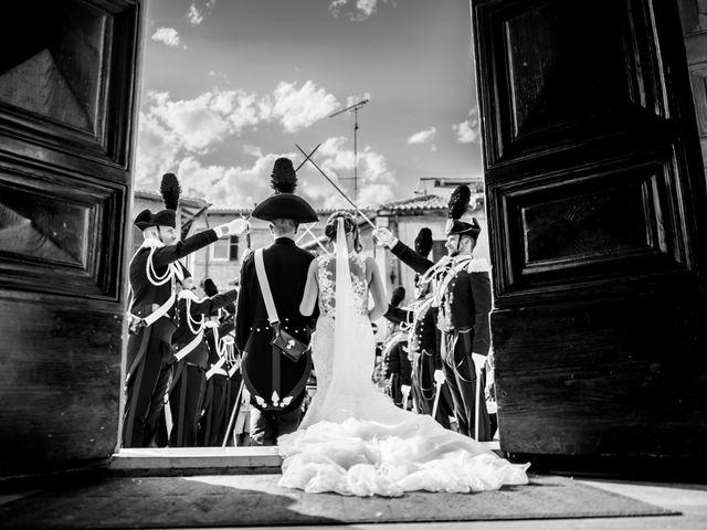 Il matrimonio di Fabrizio e Arianna a Fano, Pesaro - Urbino 45