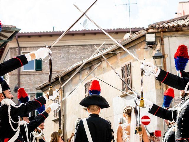 Il matrimonio di Fabrizio e Arianna a Fano, Pesaro - Urbino 46