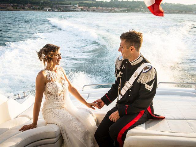 Il matrimonio di Fabrizio e Arianna a Fano, Pesaro - Urbino 53