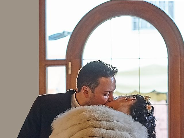 Il matrimonio di Davide e Irene a Calderara di Reno, Bologna 6