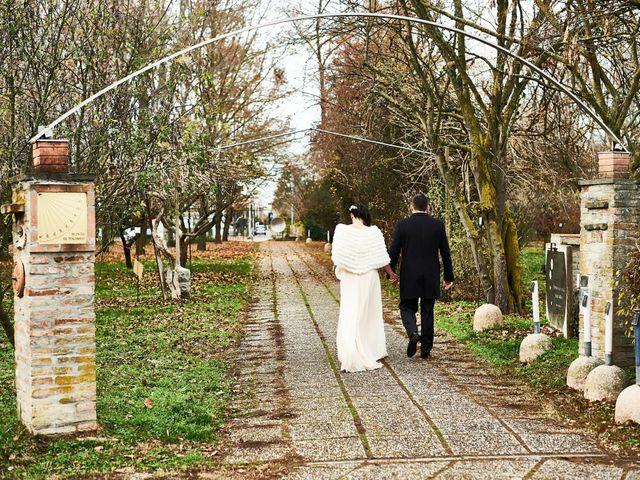 Il matrimonio di Davide e Irene a Calderara di Reno, Bologna 8