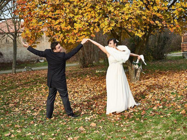 Il matrimonio di Davide e Irene a Calderara di Reno, Bologna 9