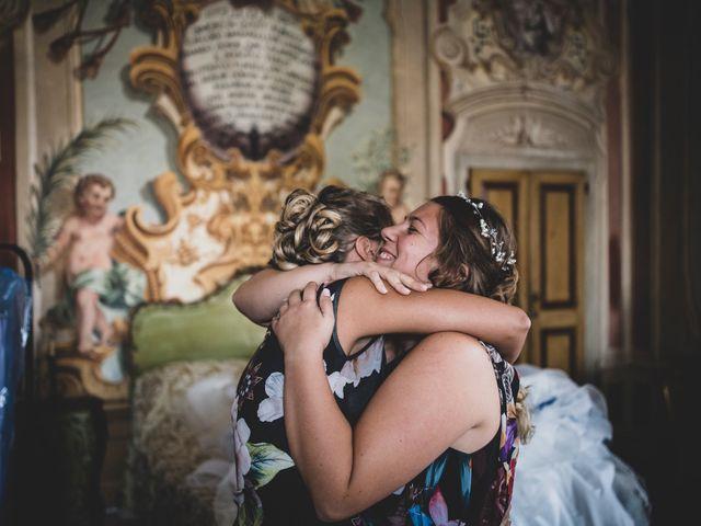 Il matrimonio di Andrea e Brenda a Granze, Padova 2