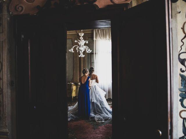 Il matrimonio di Andrea e Brenda a Granze, Padova 8