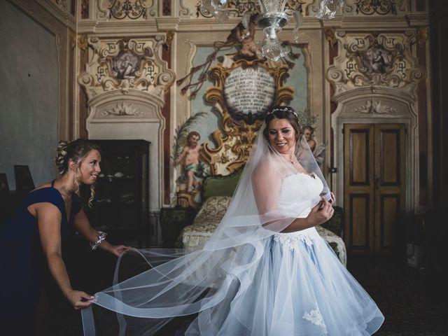 Il matrimonio di Andrea e Brenda a Granze, Padova 9