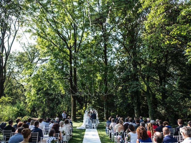 Il matrimonio di Andrea e Brenda a Granze, Padova 12