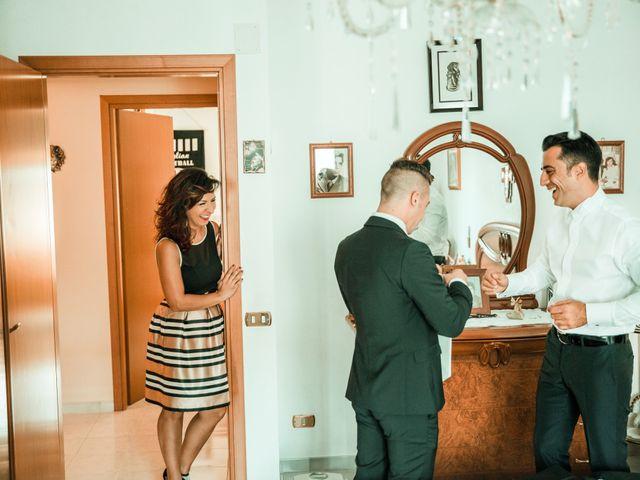 Il matrimonio di Angelo e Maria a Caltanissetta, Caltanissetta 5