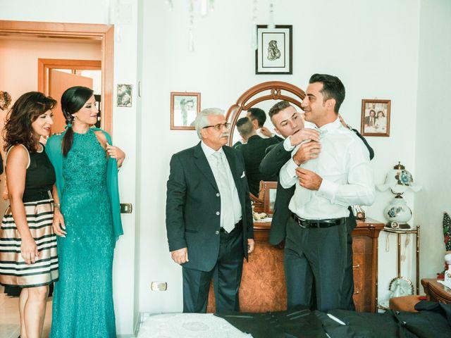 Il matrimonio di Angelo e Maria a Caltanissetta, Caltanissetta 6