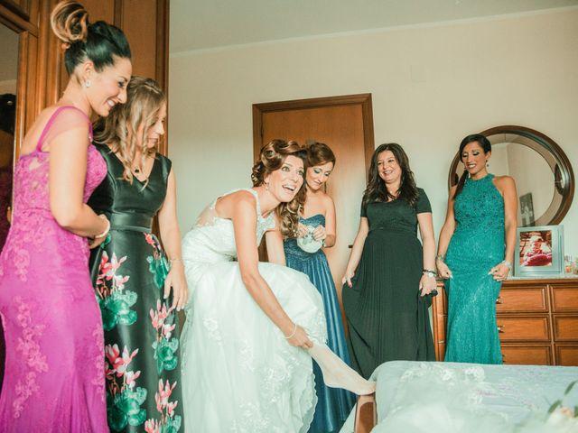 Il matrimonio di Angelo e Maria a Caltanissetta, Caltanissetta 19
