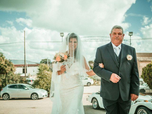 Il matrimonio di Angelo e Maria a Caltanissetta, Caltanissetta 29