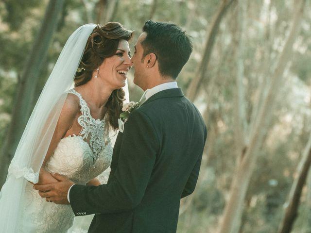 Il matrimonio di Angelo e Maria a Caltanissetta, Caltanissetta 47