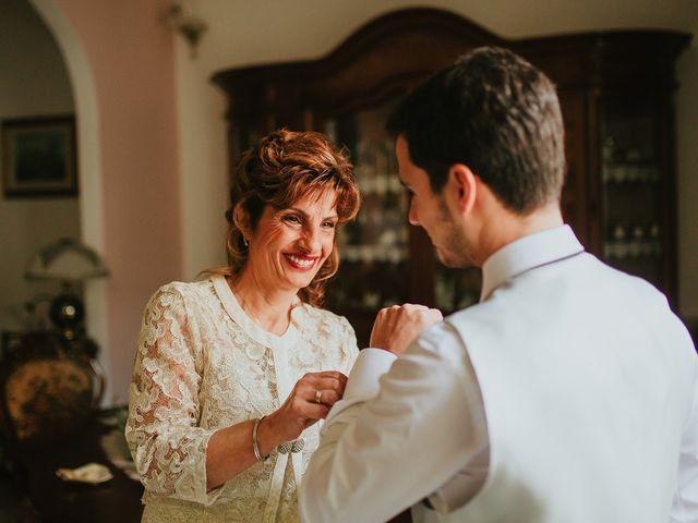 Il matrimonio di Antonio e Giusi a Specchia, Lecce 7