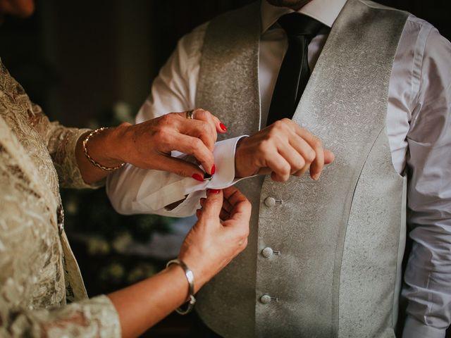 Il matrimonio di Antonio e Giusi a Specchia, Lecce 8