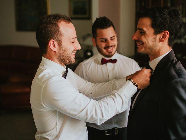 Il matrimonio di Antonio e Giusi a Specchia, Lecce 12