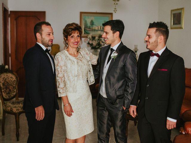 Il matrimonio di Antonio e Giusi a Specchia, Lecce 15