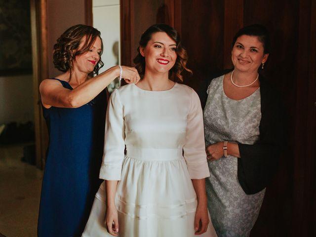 Il matrimonio di Antonio e Giusi a Specchia, Lecce 20