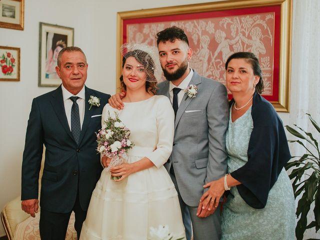 Il matrimonio di Antonio e Giusi a Specchia, Lecce 36