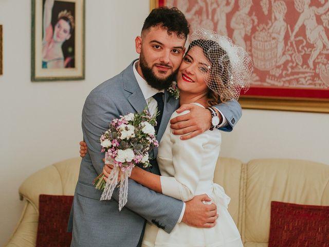 Il matrimonio di Antonio e Giusi a Specchia, Lecce 38