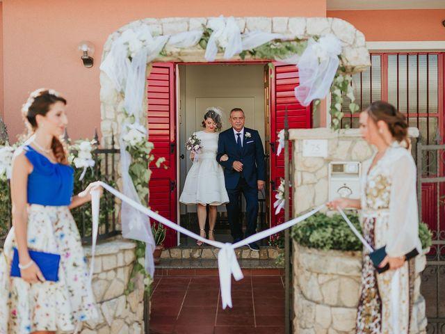 Il matrimonio di Antonio e Giusi a Specchia, Lecce 42