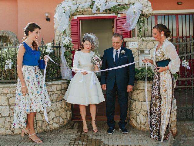 Il matrimonio di Antonio e Giusi a Specchia, Lecce 43