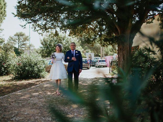 Il matrimonio di Antonio e Giusi a Specchia, Lecce 49