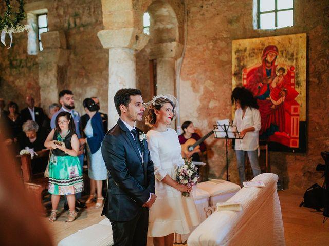 Il matrimonio di Antonio e Giusi a Specchia, Lecce 54
