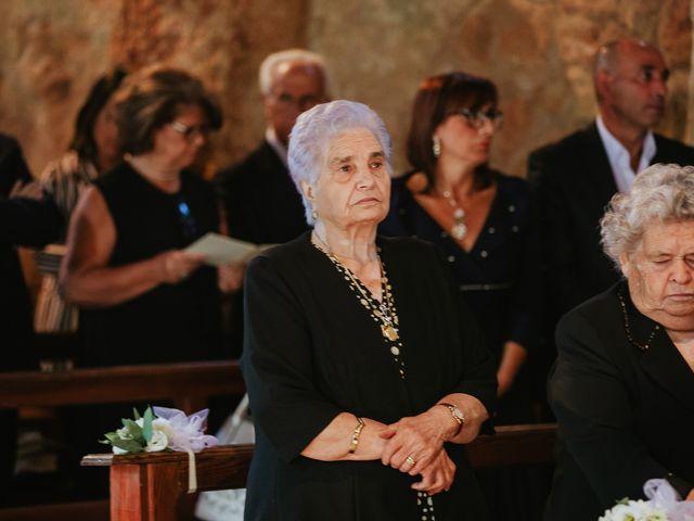 Il matrimonio di Antonio e Giusi a Specchia, Lecce 58