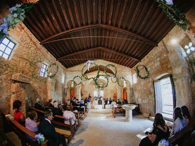 Il matrimonio di Antonio e Giusi a Specchia, Lecce 63