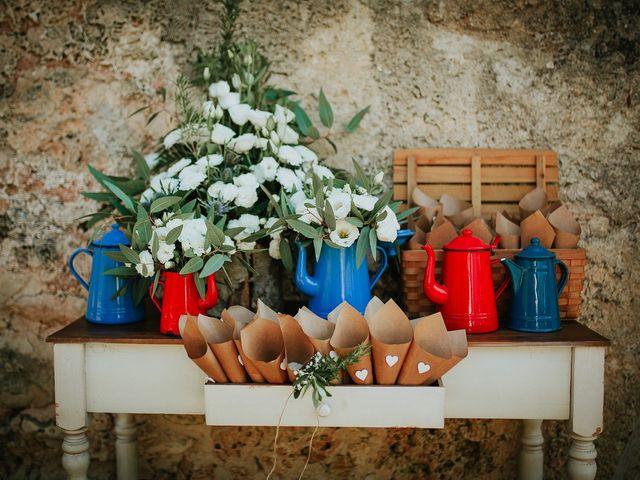 Il matrimonio di Antonio e Giusi a Specchia, Lecce 64