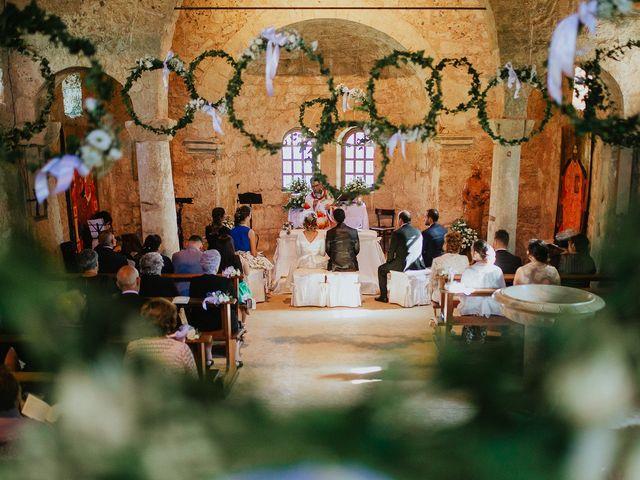 Il matrimonio di Antonio e Giusi a Specchia, Lecce 66