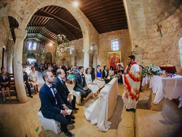 Il matrimonio di Antonio e Giusi a Specchia, Lecce 68