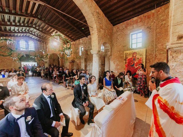 Il matrimonio di Antonio e Giusi a Specchia, Lecce 79