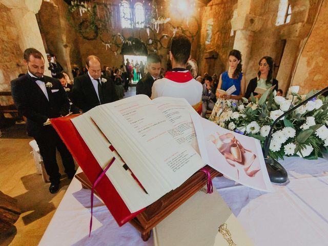Il matrimonio di Antonio e Giusi a Specchia, Lecce 80