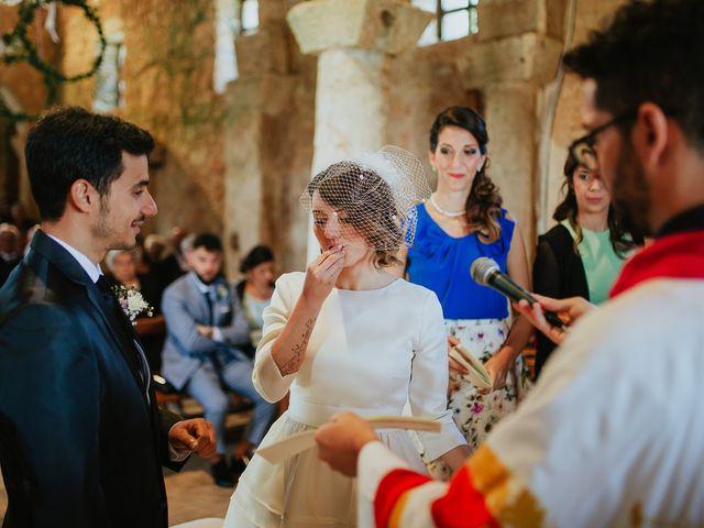 Il matrimonio di Antonio e Giusi a Specchia, Lecce 81