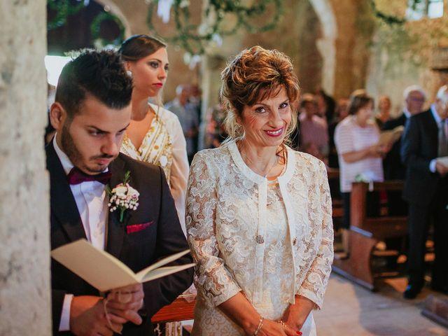 Il matrimonio di Antonio e Giusi a Specchia, Lecce 84