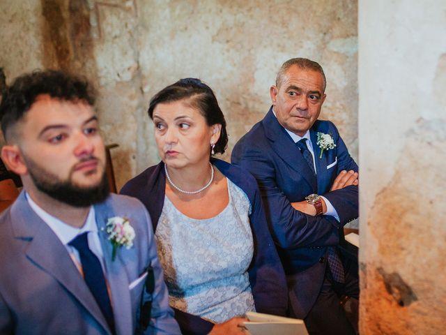 Il matrimonio di Antonio e Giusi a Specchia, Lecce 85