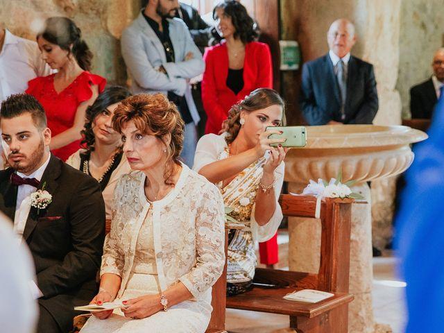 Il matrimonio di Antonio e Giusi a Specchia, Lecce 87