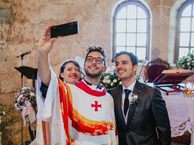 Il matrimonio di Antonio e Giusi a Specchia, Lecce 88