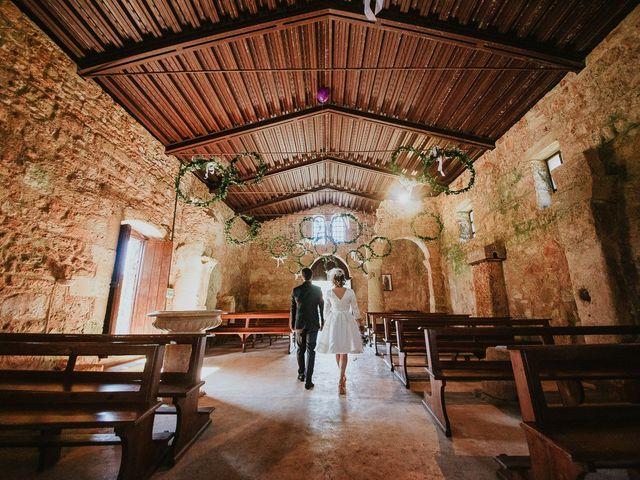 Il matrimonio di Antonio e Giusi a Specchia, Lecce 89