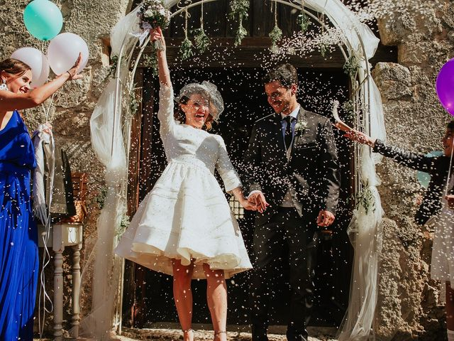 Il matrimonio di Antonio e Giusi a Specchia, Lecce 90