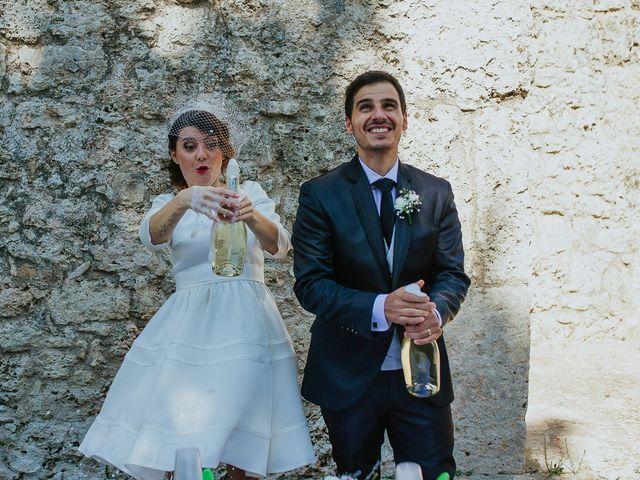 Il matrimonio di Antonio e Giusi a Specchia, Lecce 94