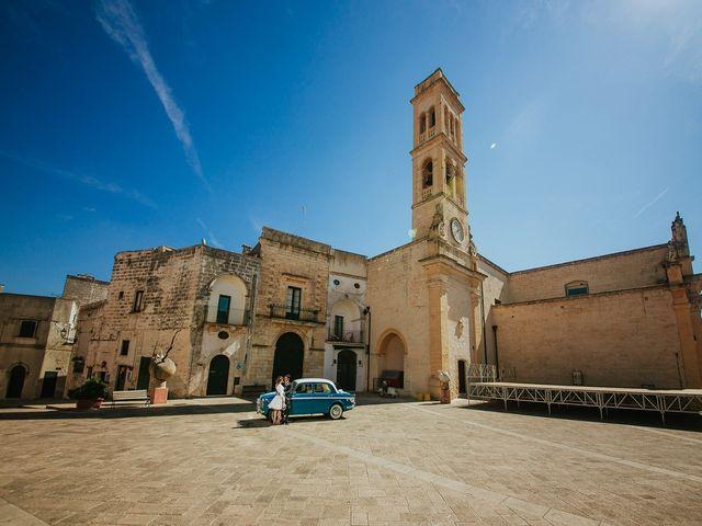 Il matrimonio di Antonio e Giusi a Specchia, Lecce 96